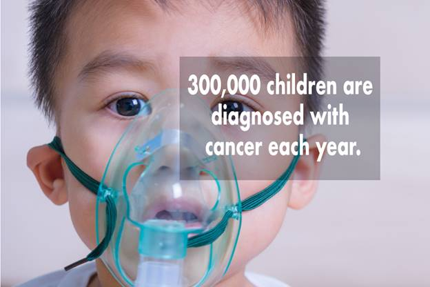 child cancer with global data