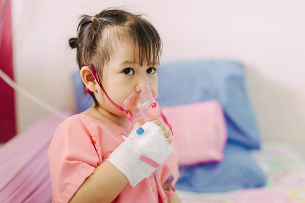 cancer treatment of child